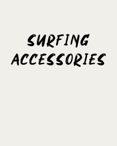 Clothing & Surf Accessories